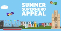 Astra supports Summer Superhero Appeal, helping some of Bristol's most vulnerable children