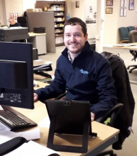 Astra welcomes Lewiss to the Service Team