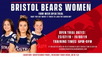 Astra Sponsored Bristol Bears Women Looking for their Super 60!