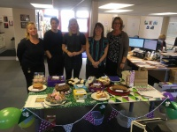 Cake Sale in Aid of Macmillan