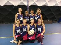 Westbury Wanderers Netball Team played final match of the Summer League