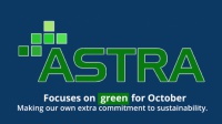 Astra goes green! What's your pledge?